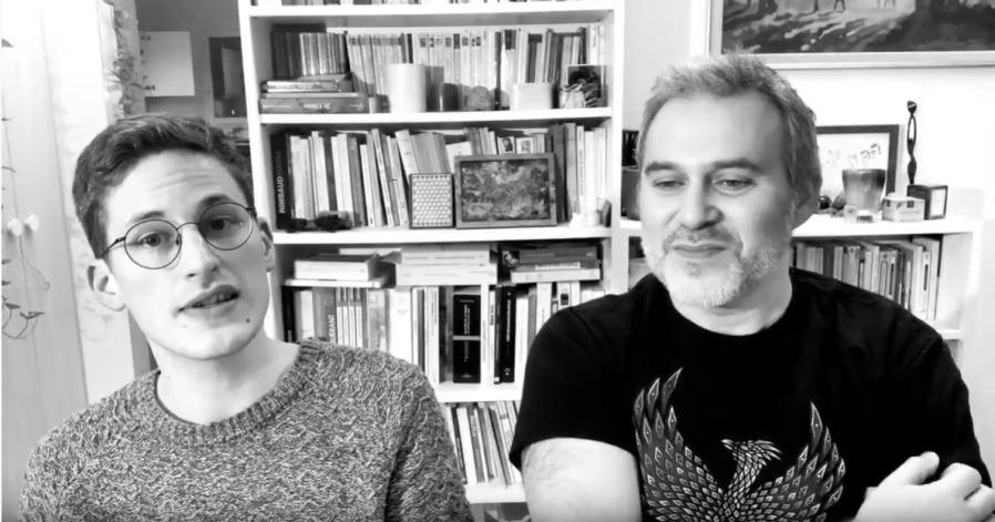 Invité dans le philolive de Vincent Cespedes pour « Nous n'avons pas besoin des riches»