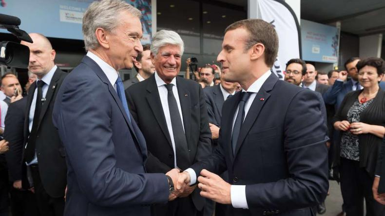 « Rétablir l'ISF, pour Macron, c'est comme devenir végan pour un amateur de viande»